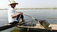 inle lake visserman