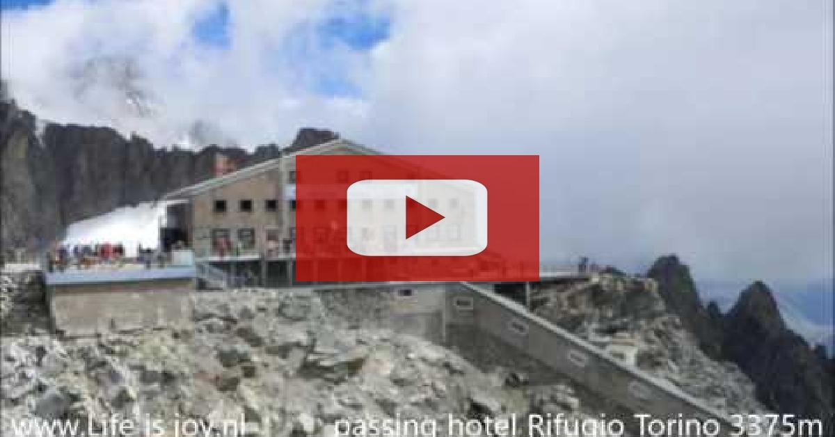 2016 Mont Blanc, highest mountain